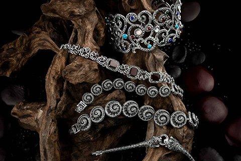 Marcasite Jewellery LOONA Jewellery